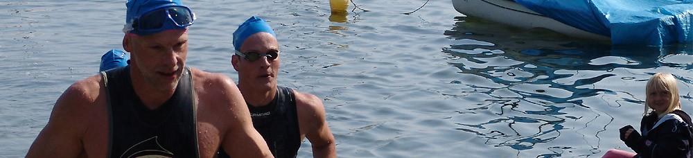 Seeschwimmen im Bodensee
